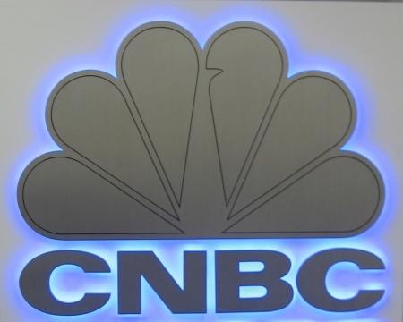 Illuminated Signs London - CNBC