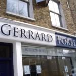 Letter Signs London - Flat Cut Acrylic Letters