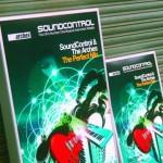 Illuminated Signs London - Sound Control