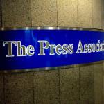 Illuminated Signs London - The Press Assosiation