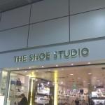 Illuminated Shop Signs London - The Shoe Studio