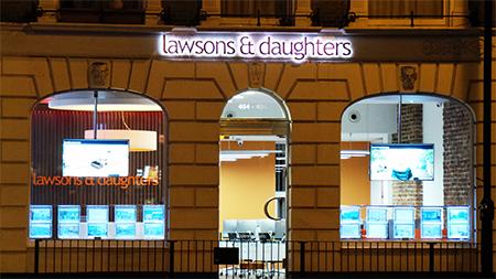 Illuminated Signs London