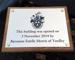 Engraved Signs London - Sign Types