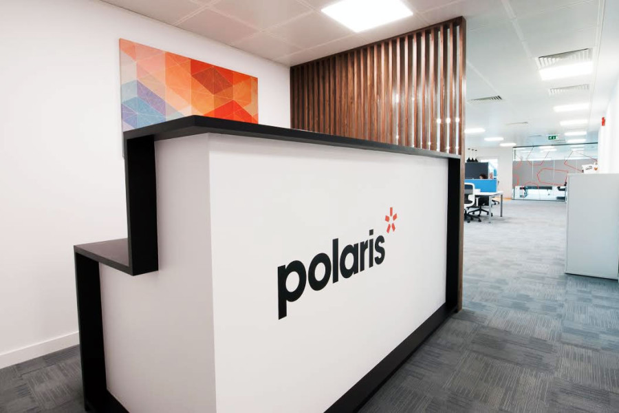 Office Signs London for Polaris,